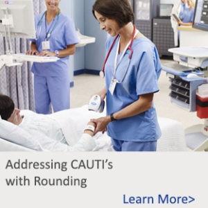 Rounding Minimize CAUTI
