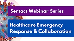Healthcare emergency response webinar